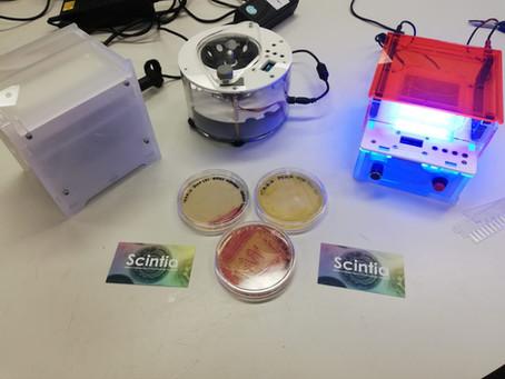 Biohacking; o cómo llevar biotecnología a toda la sociedad