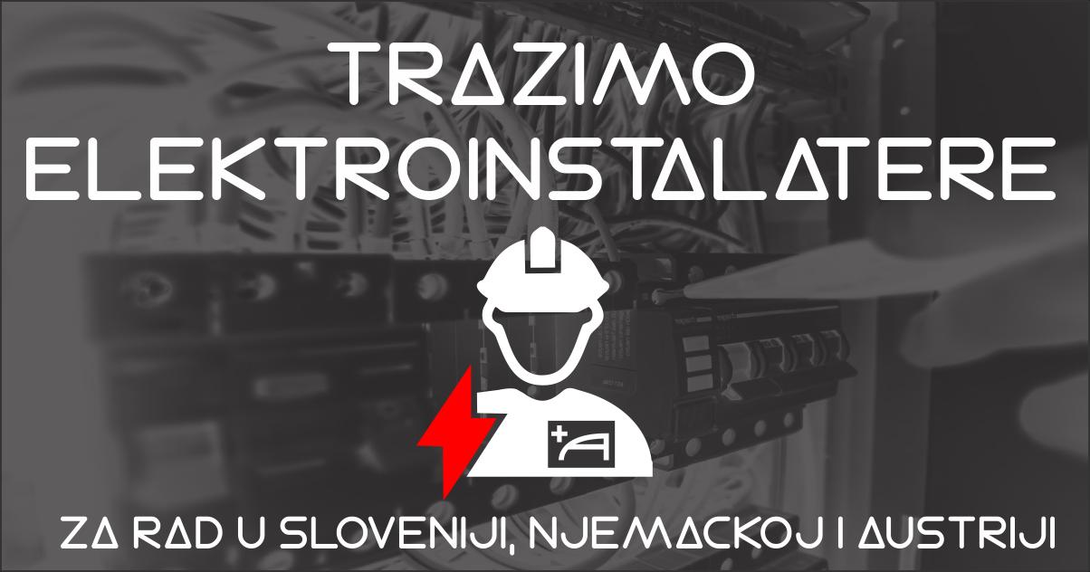 Elektroinstalater - Razgovor
