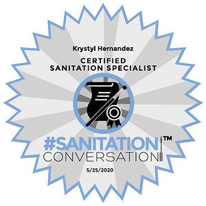 Krystyl_Hernandez_Sanitation_Standards_D