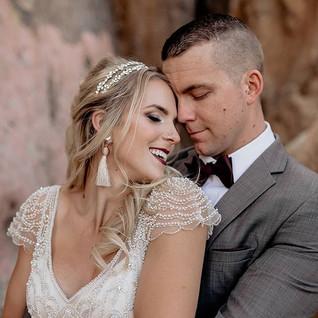 Bridal Beading ❤ . . .  Photo: @cassiemp