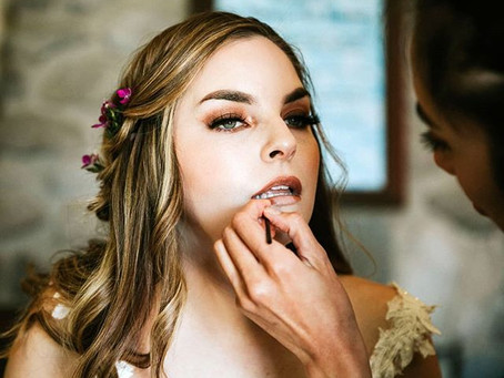 What to look for in a makeup artist for your wedding