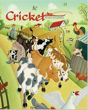 Cricket magazine, Joseph Taylor, Maria Sibylla Merian