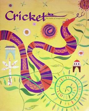 Cricket magazine, Joseph Taylor, Luke Howard