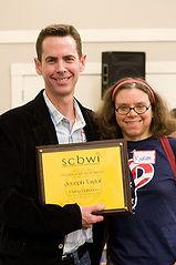SCBWI Magazine Merit Award, Joseph Taylor