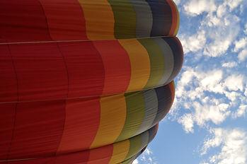 Hot air balloon, Joseph Taylor