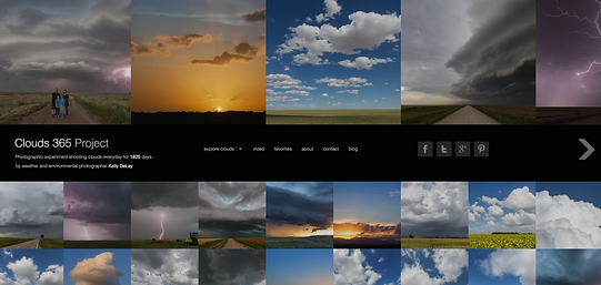 Cool Websites for Kids, Clouds