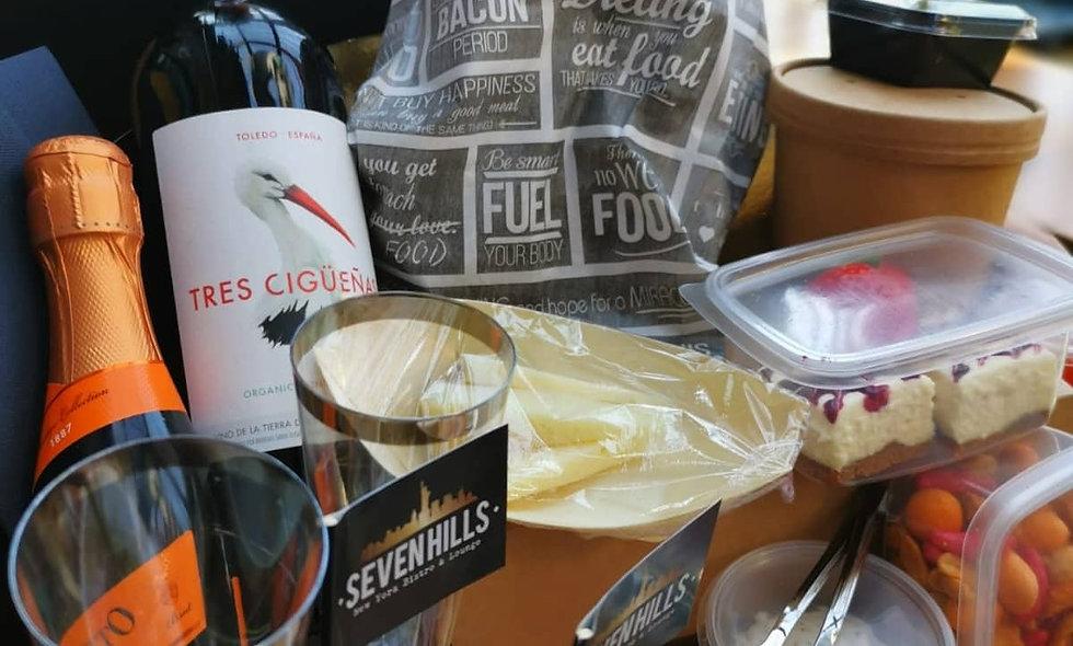 High Wine pakket voor 2 (Delft en omstreken)