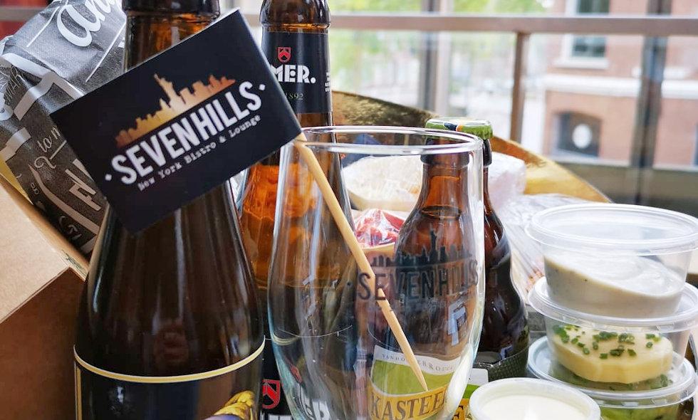 High Beer pakket per persoon (Delft en omstreken)