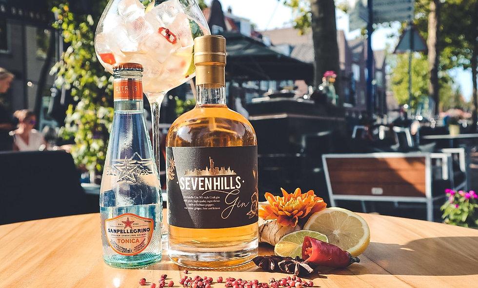 Sevenhills Gin&Tonic 1 serve (50ml gin)