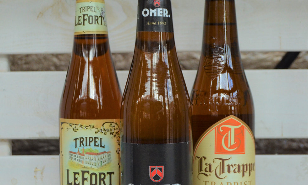 Bierpakket Triple Threat
