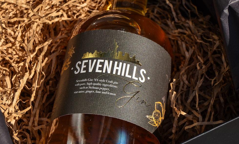 Sevenhills Gin Giftbox