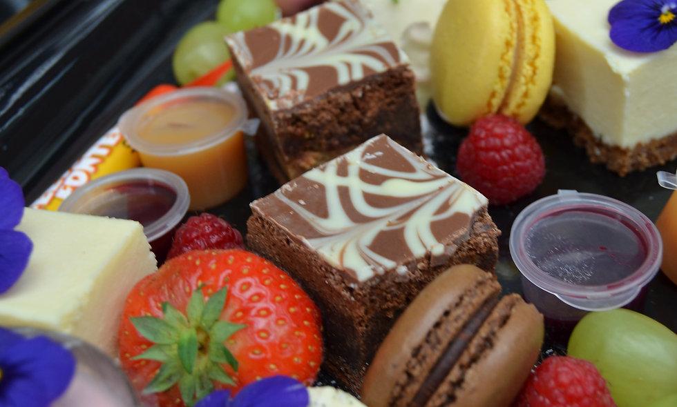 Sweetsbox (grand dessert) voor 2