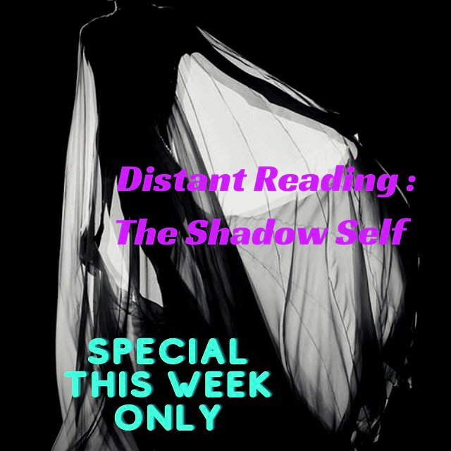 Distant Reading about the Shadow Self