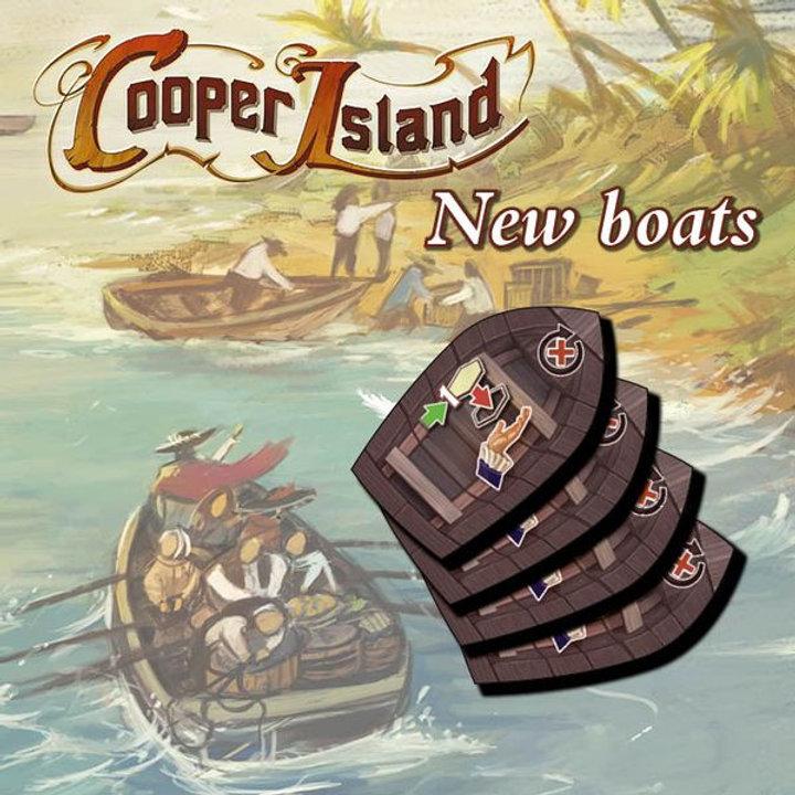 Cooper Island: Capstone-games