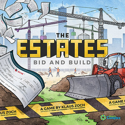 The Estates -  Capstone Games