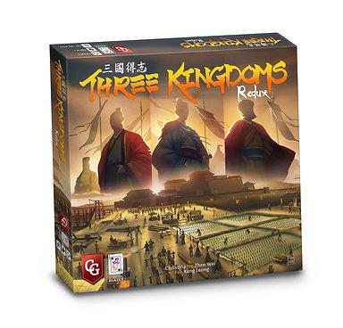 Three Kingdoms Redux -  Capstone Games