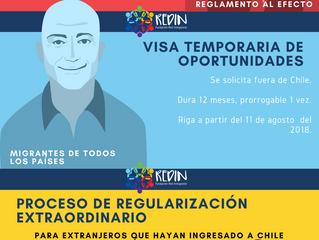 ¿Quieres saber en qué consiste la nueva ley de migración de Chile?