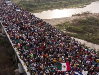 """Fundación Red Inmigrante entrega su apoyo a Movimiento """"Derechos sin fronteras"""""""