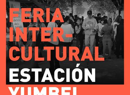 FERIA INTERCULTURAL YUMBEL ESTACIÓN