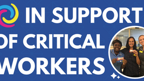 The Work Perk in Support of Critical Workers