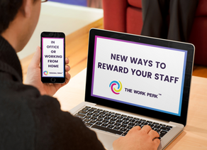 Whether you're going back to the office or working remotely, we're still here to reward your staff!