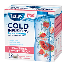18386 Tetley Cold Infusions Strawberry &