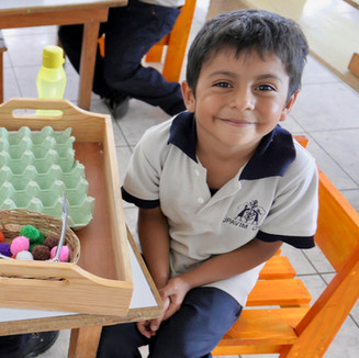 K-6 Montessori School