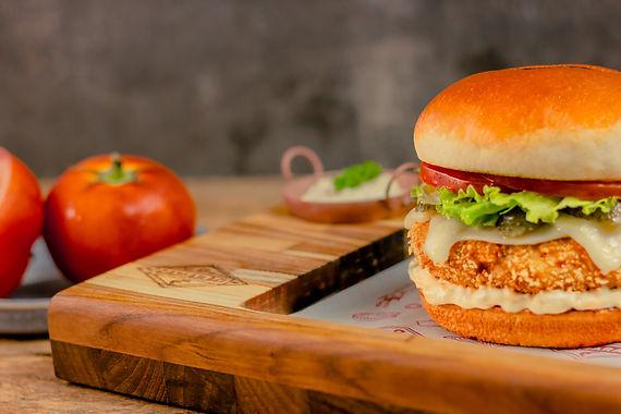 Most Delicious Veggie Burger