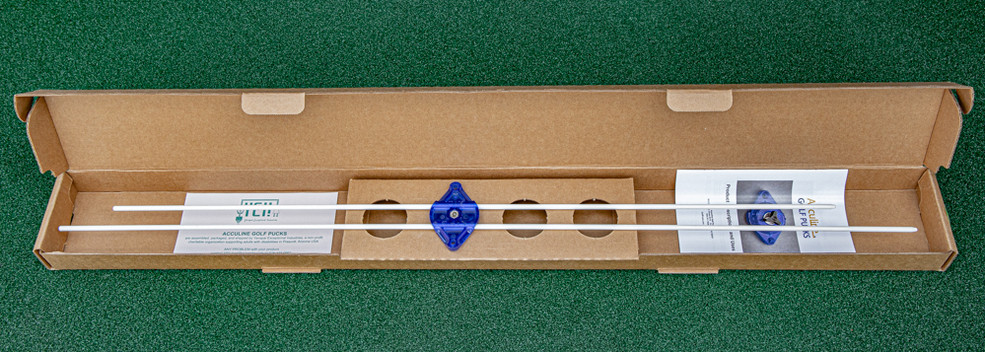 Boxed 1 Puck system