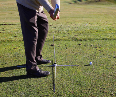 Check Shoulder, Hip, Foot, Target  and Backswing Take-Away Alignment