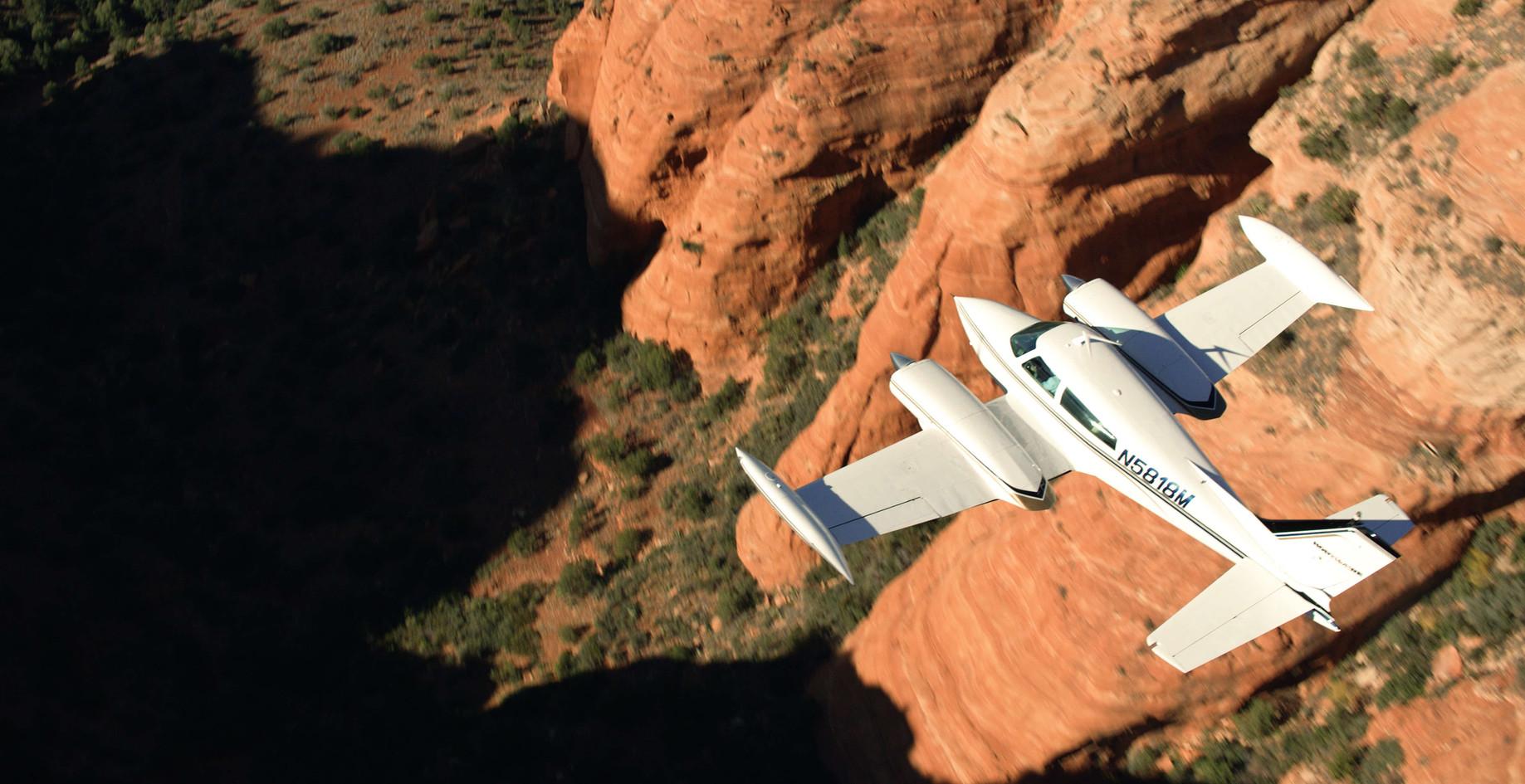 North-Aire-Aviation-Sedona-Aerial-cessna