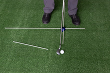 Short 18 inch Guide Rod Set for Downswing Path