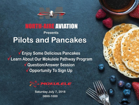 Pilots and Pancakes Saturday  July 07 2018