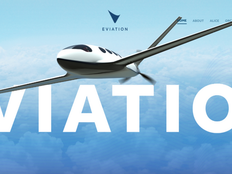 Eviation Chooses Prescott Airport for U.S. Base of Operations