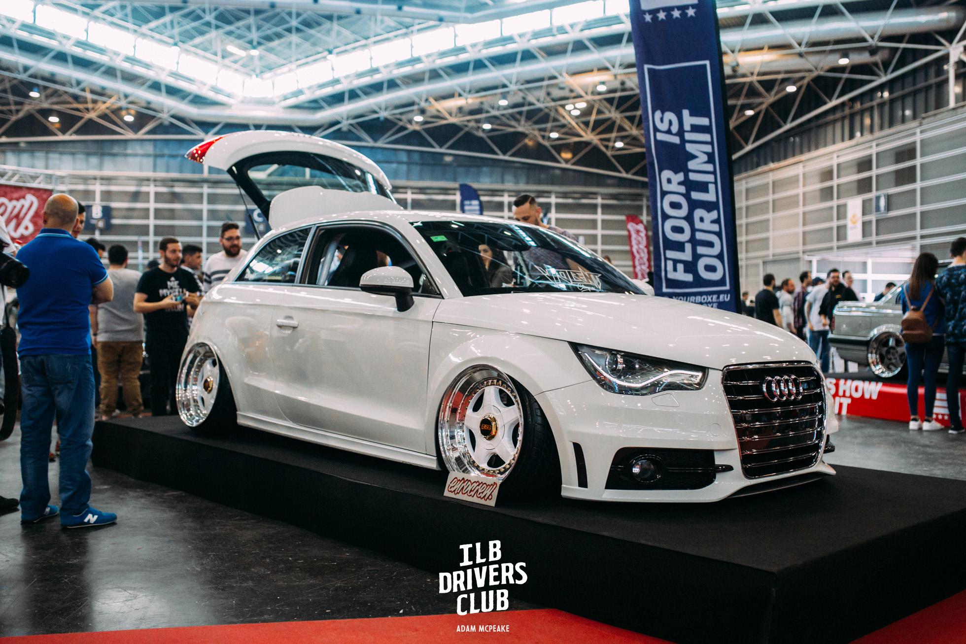 Jonatan Vivas - Audi A1