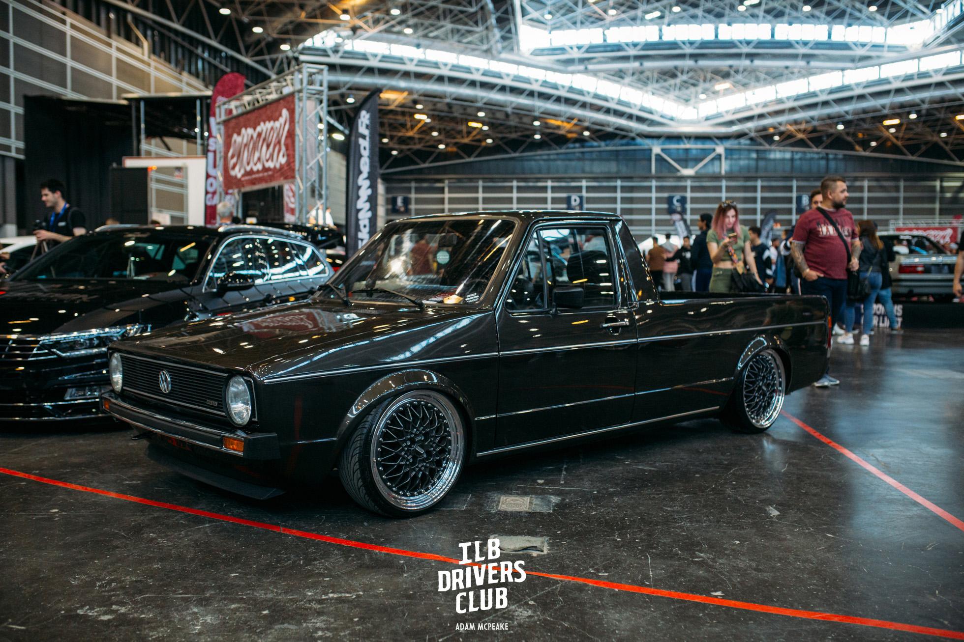 Bertrand - Vw Caddy mk1