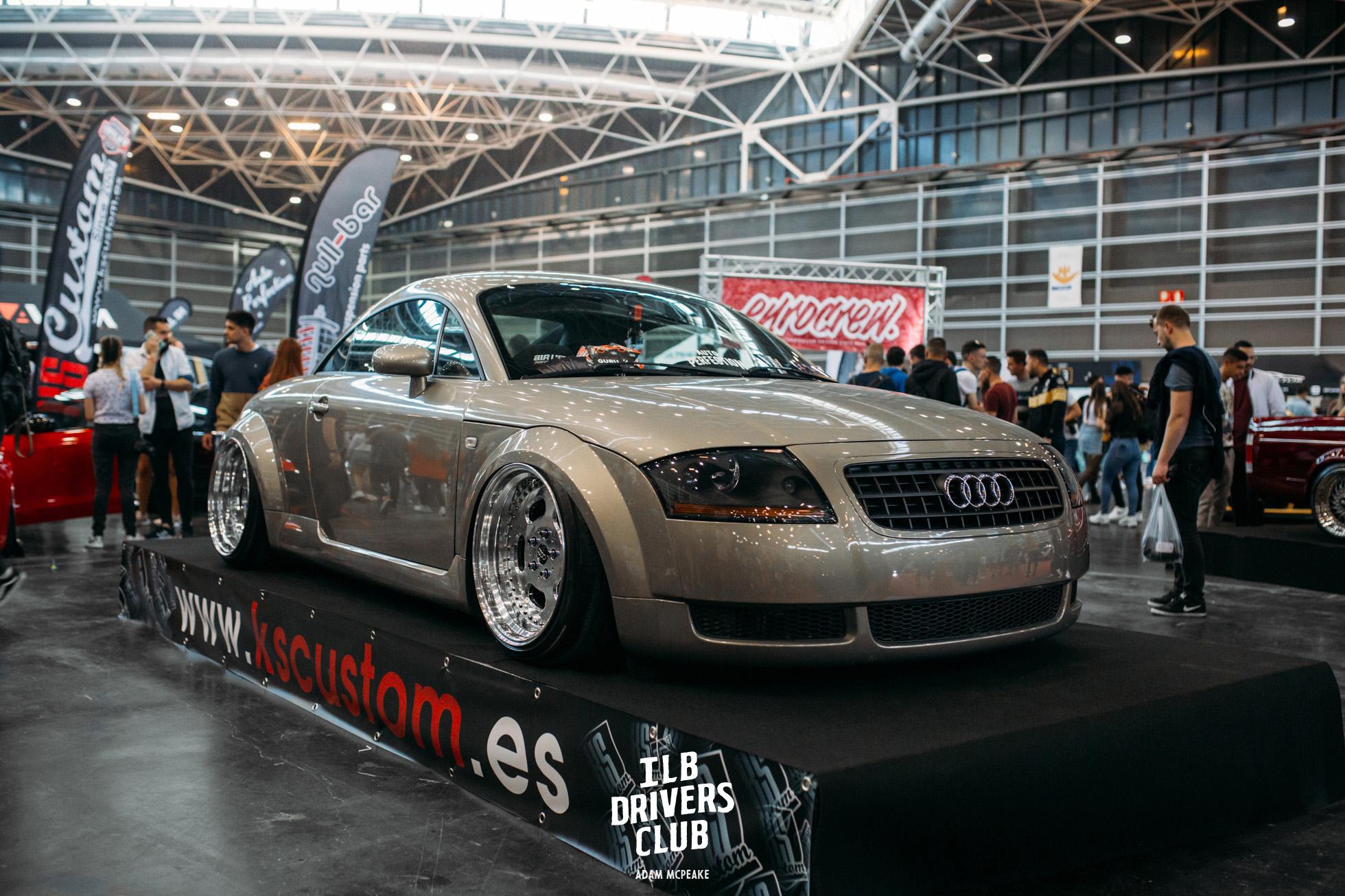 Esther - Audi TT