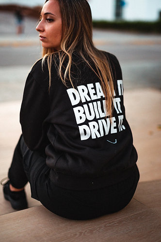 DREAM IT, BUILD IT, DRIVE IT Hoodie