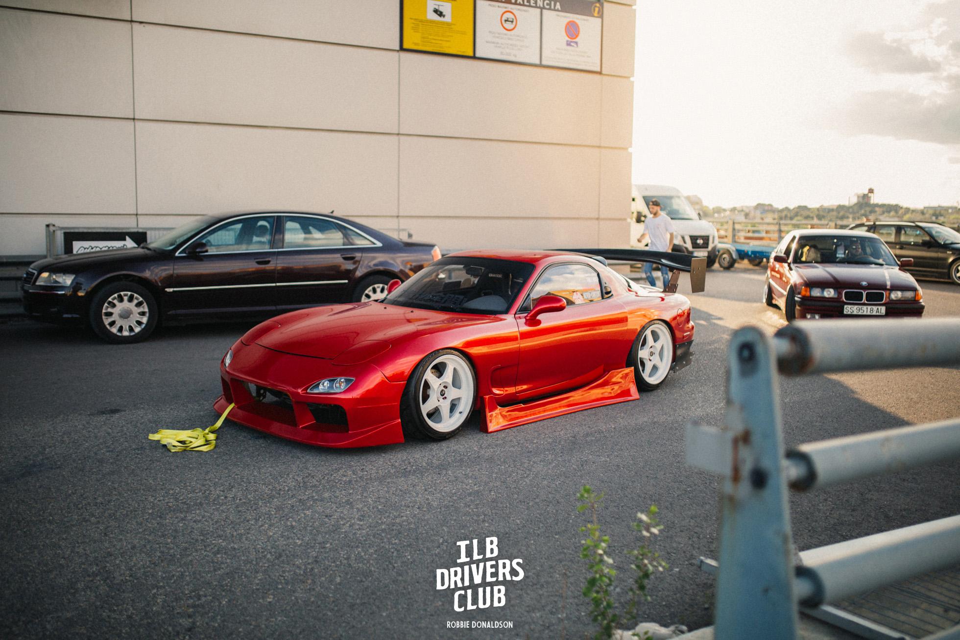 Jon Fullgas - Mazda Rx7