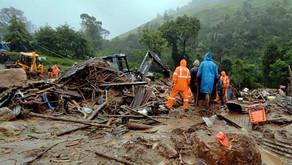 Landslides reported in Kerala's Idukki, Kottayam; 27 died