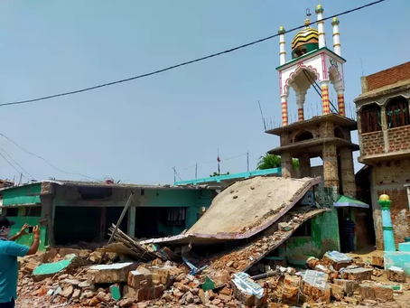One died while three injured in Bankas' Madarsa blast on June 8
