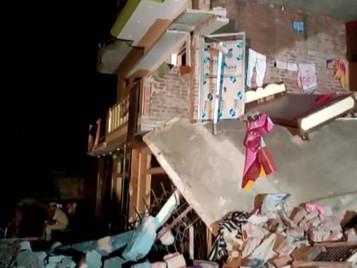 Cylinder blast in UP's Gonda district on June 1; eight died & 7 injured