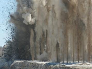 10 people killed in blast at a Granite quarry in Kalasapadu Mandal in Kadapa on May 8