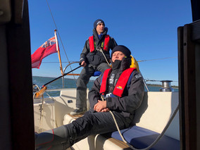 Autumn Sailing & Final Year Project