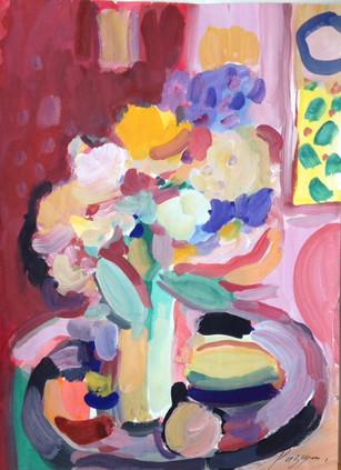 Bouquet 2, 2013