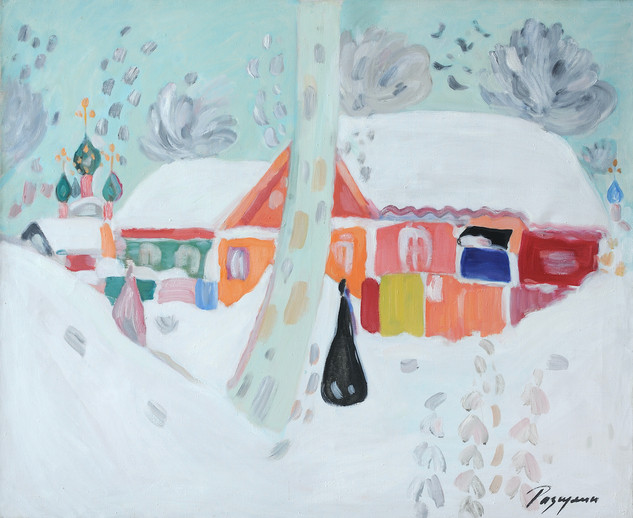 Winter Landscape, 2004