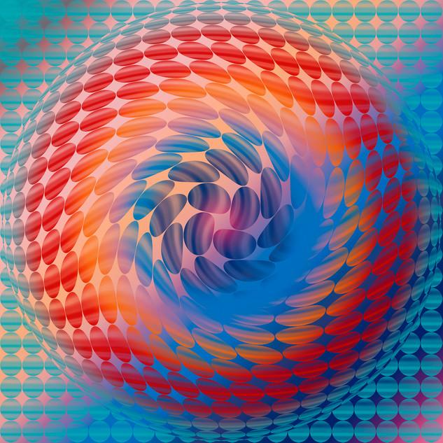 Geometric Illusion #16, 2015