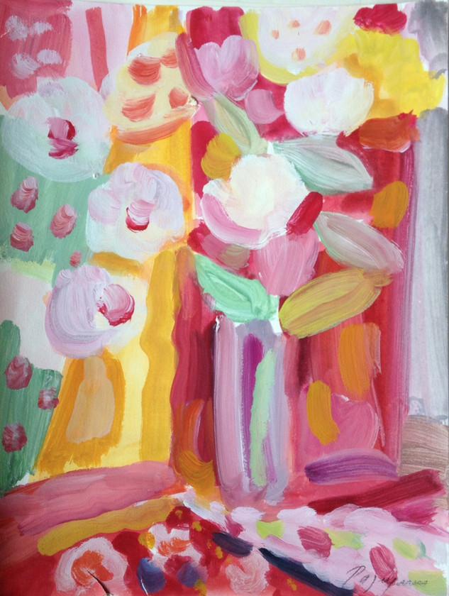 Bouquet 7, 2014