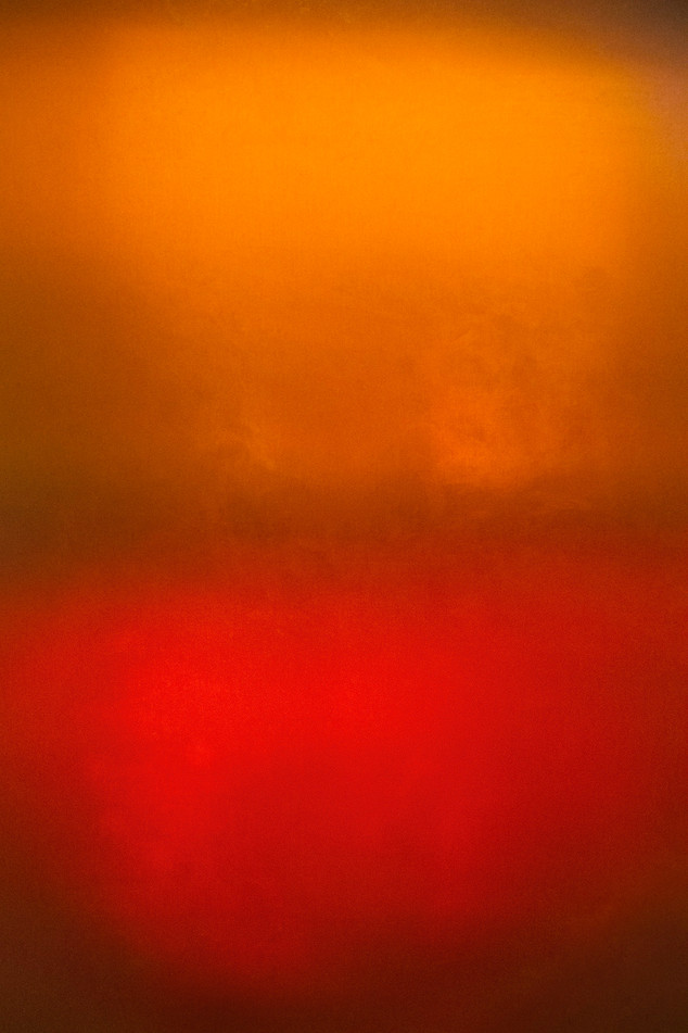 Orange and Red Composition 1