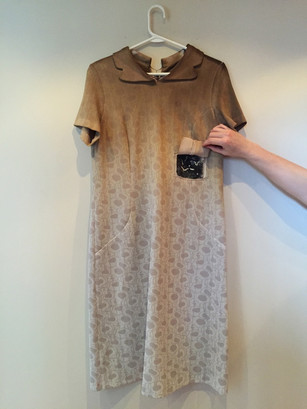 Burned Dress